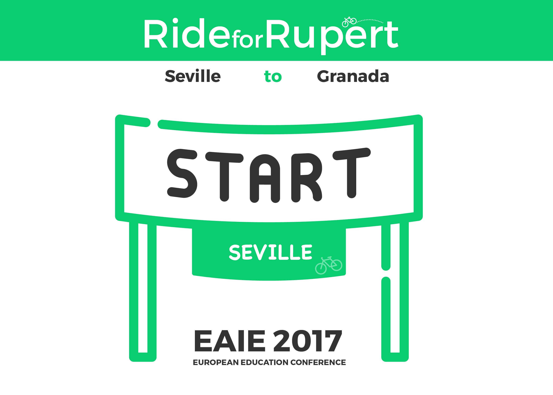 bike ride for rupertt